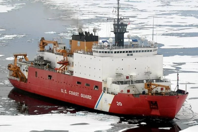 America is in a hurry to create an icebreaking fleet for the Arctic