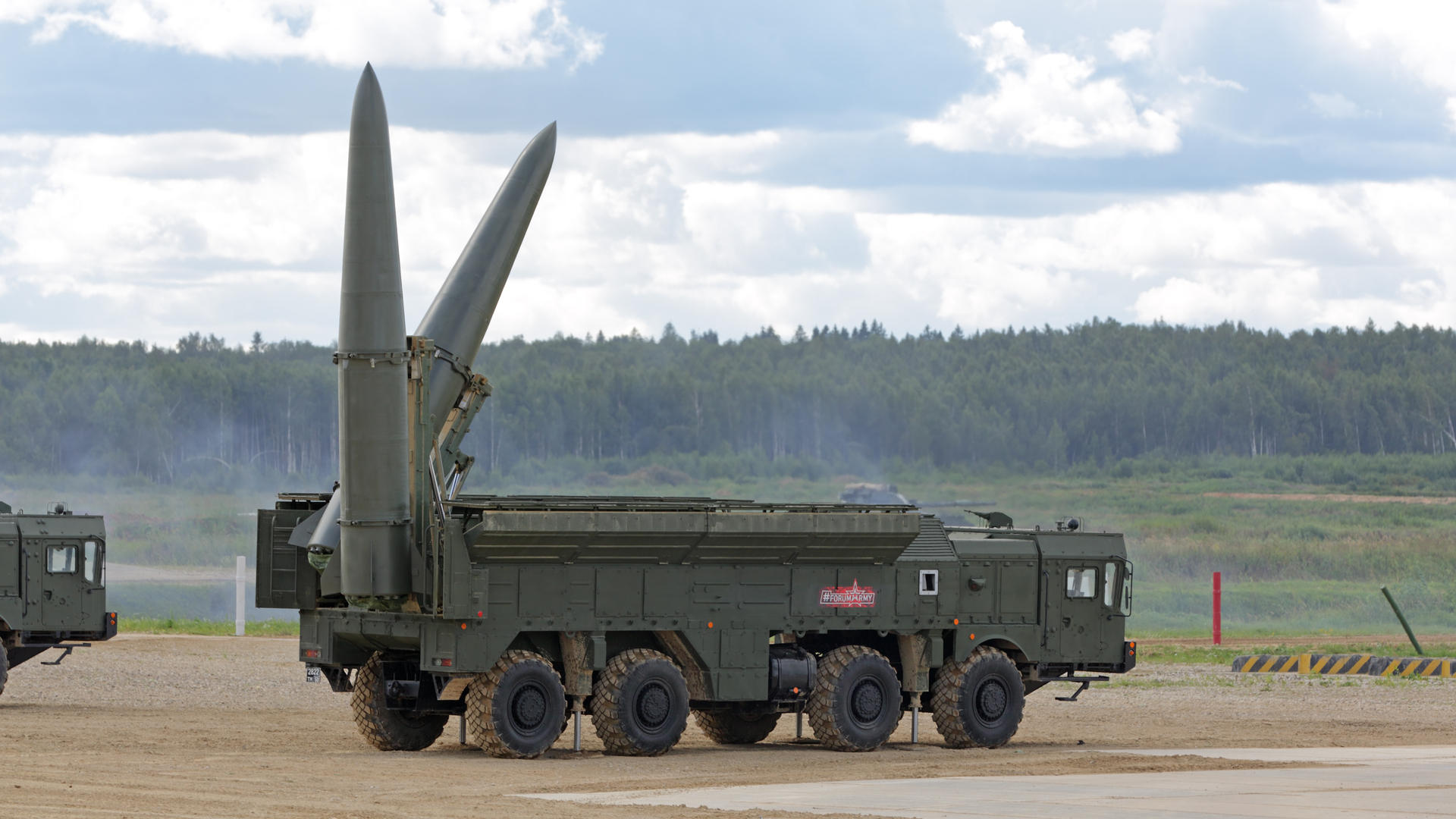 Russian military responded to NATO exercises in the Kaliningrad region: Iskander missile systems trained
