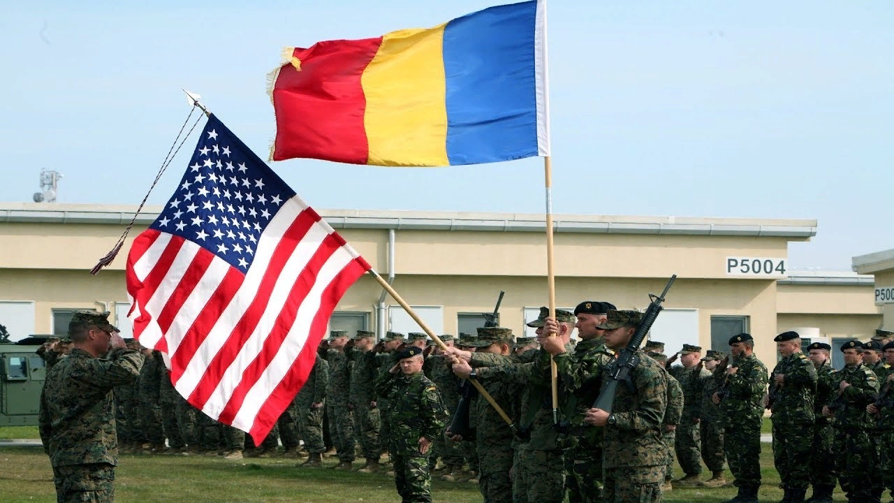 NATO advises Romania to increase US military presence on its territory