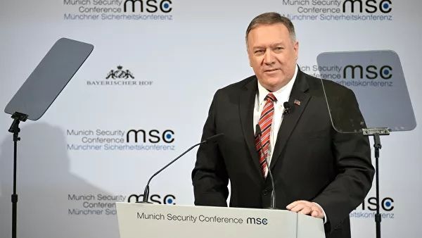 Pompeo announced the start of a US strategic dialogue with Iraq