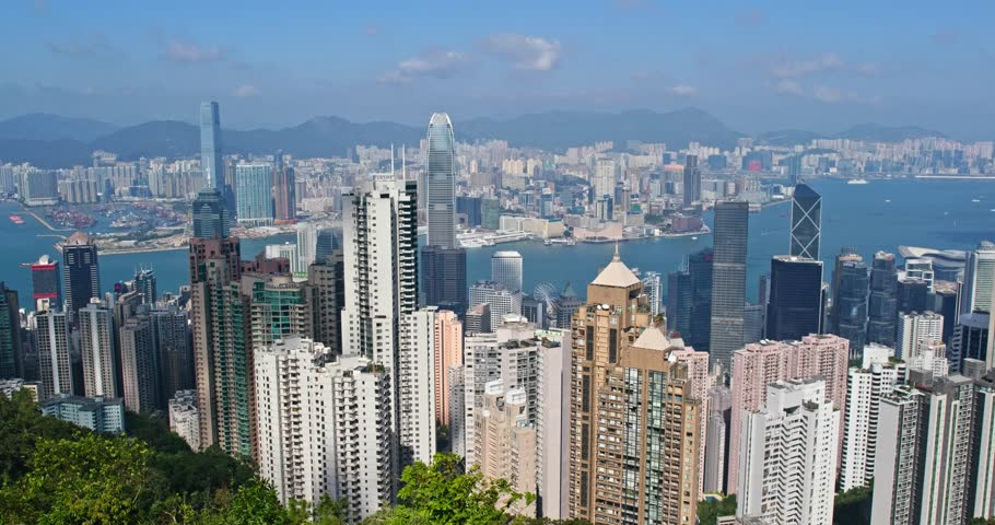 PCR comments on statements of London concerning Hong Kong