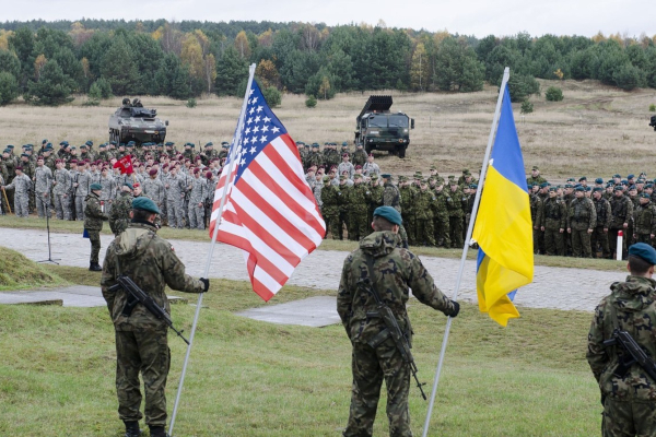 All purposefully. The expert pointed to the preparation of Kiev and the United States for war