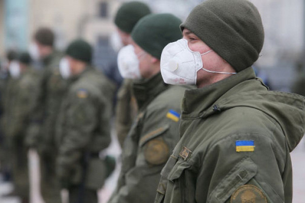 Another 9 military personnel are infected with COVID-19 in the Armed Forces of Ukraine for the day