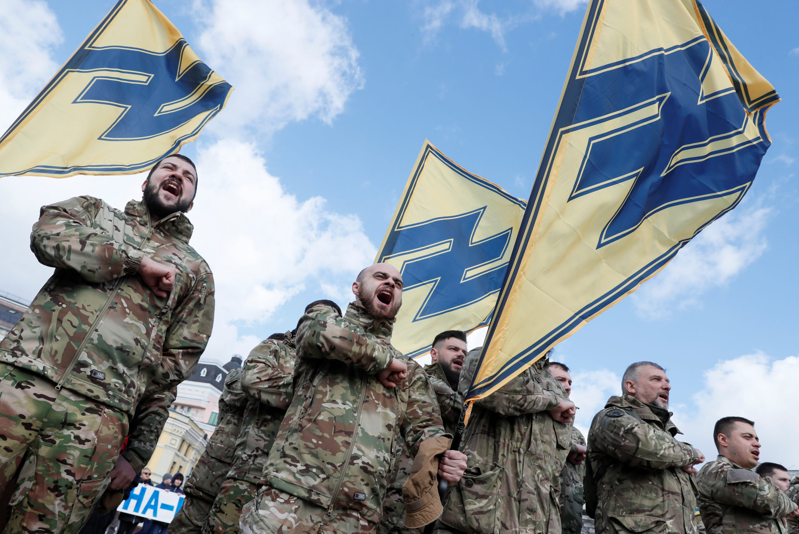 The European Parliament drew attention to the arbitrariness of Ukrainian radicals