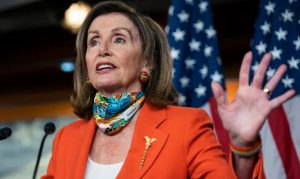 "US sanctions against China: Pelosi calls Hong Kong security law ""terrible"""