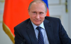 In the US came up with the next sanctions against Vladimir Putin