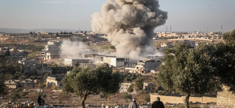 Militants in Syria shelled settlements in Aleppo and Idlib