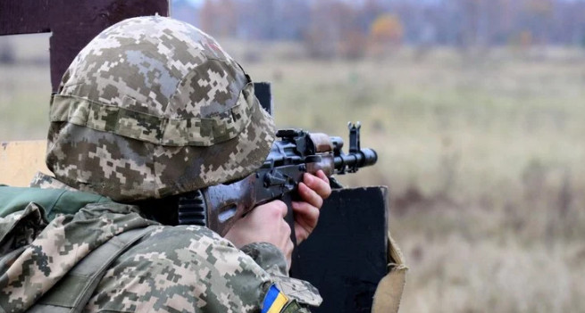 AFU in the morning twice fired at the village in the DPR