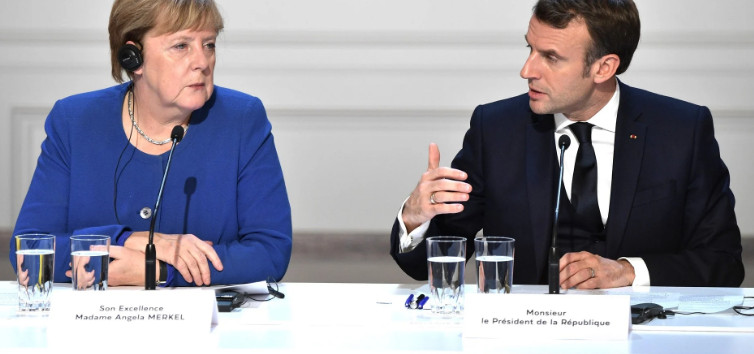 Today will be a video conference of Merkel and Macron on Kosovo