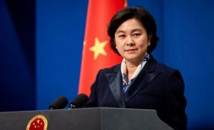 Beijing responded to US sanctions