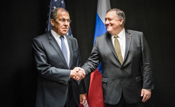Lavrov and Pompeo discussed the preparations for the meeting of the countries-permanent members of the UN Security Council