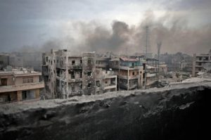 For a day in Syria once opened fire