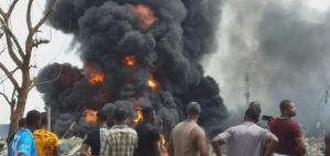 Explosion in Nigeria: Seven people killed