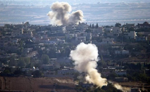 Israel launches missile strikes on Damascus