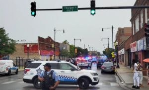 Shooting in Chicago: 14 people injured
