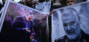 Iran reminded Washington of the murder of Suleimani