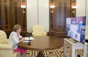 The head of the Moldovan parliament discussed a new program with the IMF representative