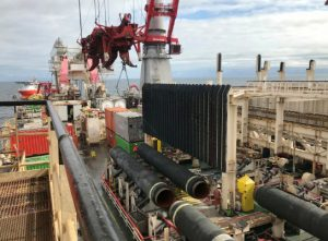 Nord Stream 2 and US sanctions