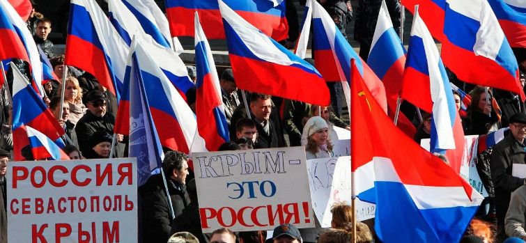 """In Austria, they told how Crimea returned to Russia """"thanks"""" to Europe and the Maidan"""