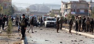 At least 9 people died under shelling in Afghanistan