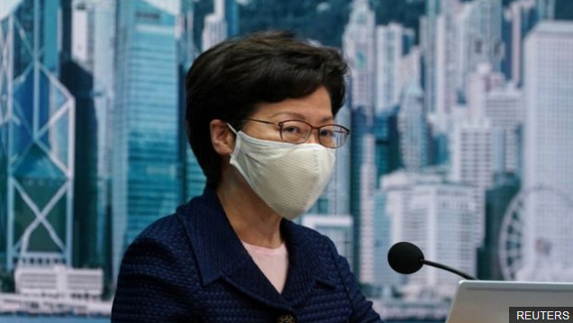 Hong Kong postpones elections for year due to viral issues