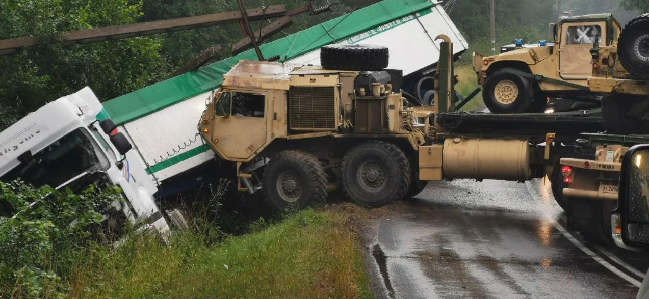 US military launched Defender exercises in Poland and attacked civilians
