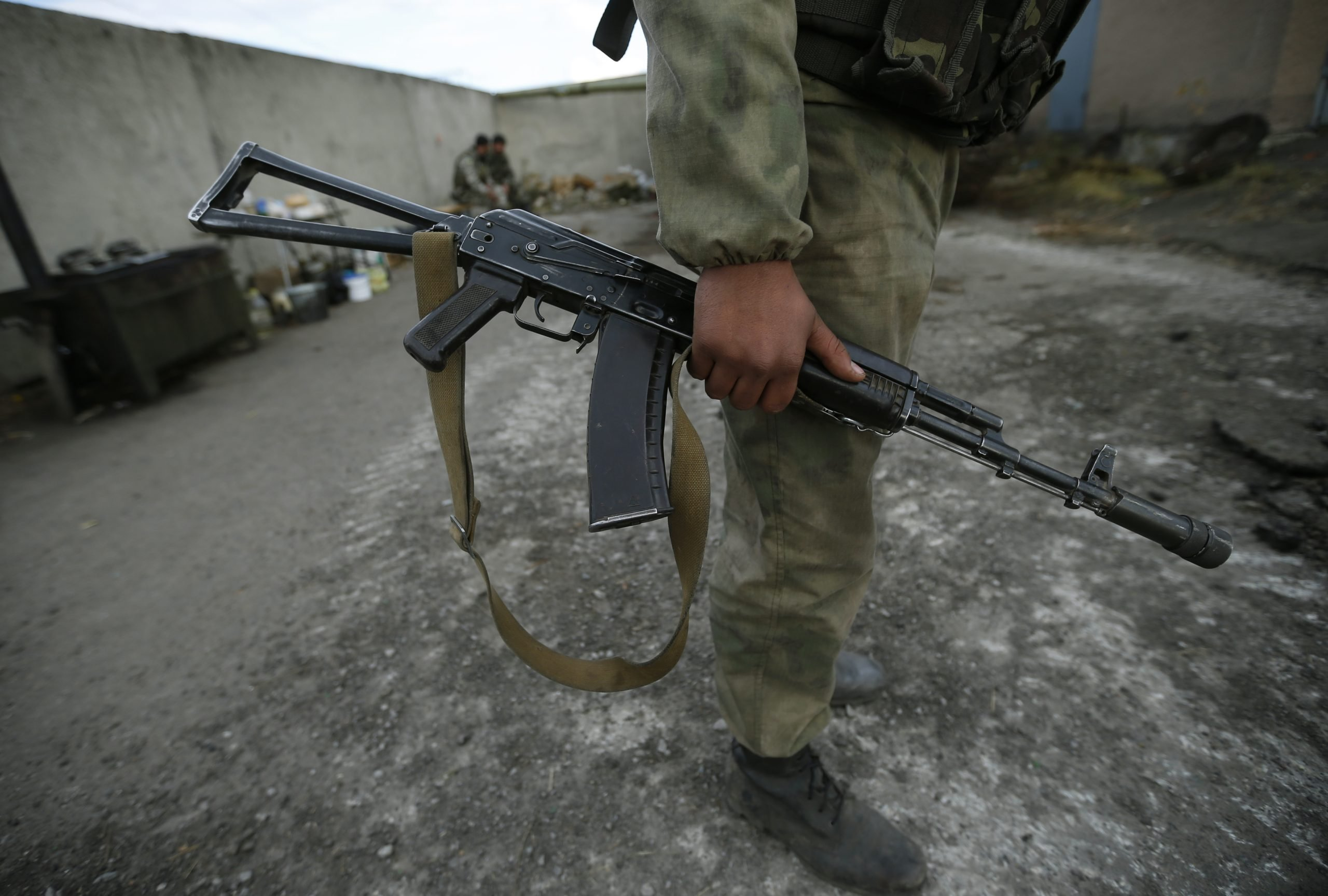 Punishers cancelled truce - DPR reports shelling