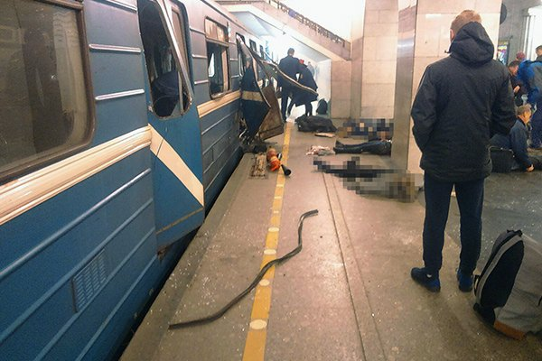 Uzbekistan: terrorists detained in the group responsible for the explosion in St. Petersburg