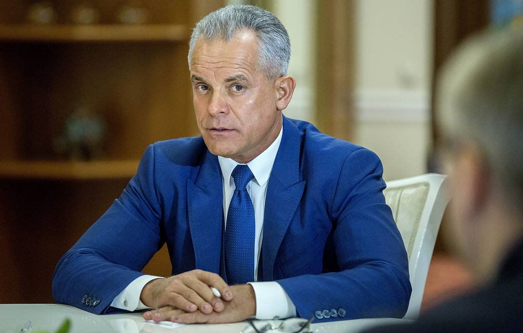 It is thought in the US to issue Plahotniuc to Chisinau