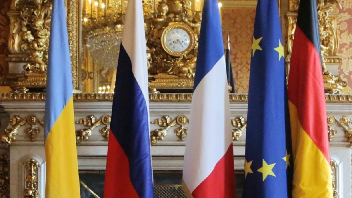 """Meeting of advisers of the """"Normandy Four"""" is taking place in Berlin"""