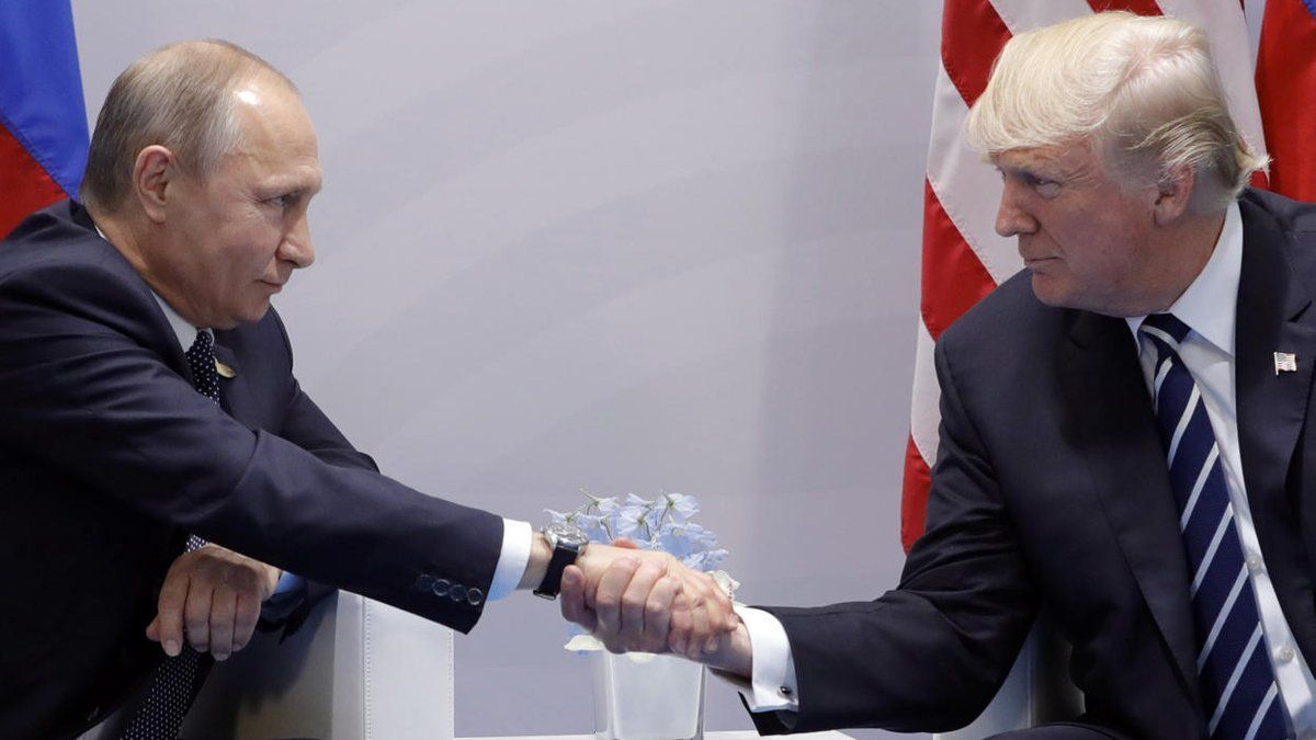 """""""There is nothing more important"""": Trump spoke about arms control with Russia"""