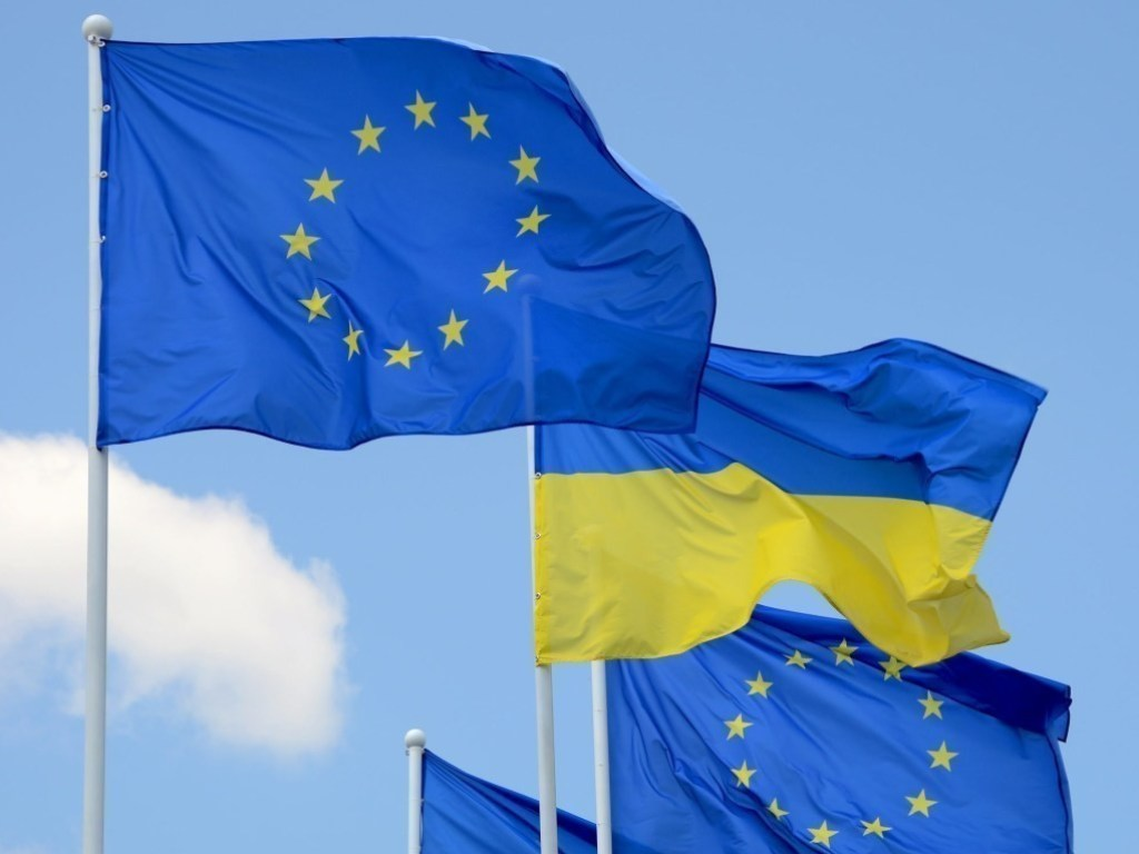 Ukraine received another handout from the EU