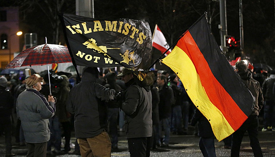 Islamophobia was added to anti-semitism. Extremism rises in Germany