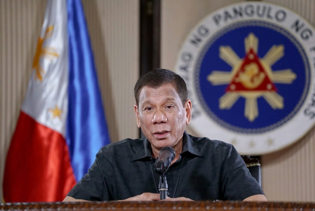 The President of the Philippines signed a new anti-terrorism law