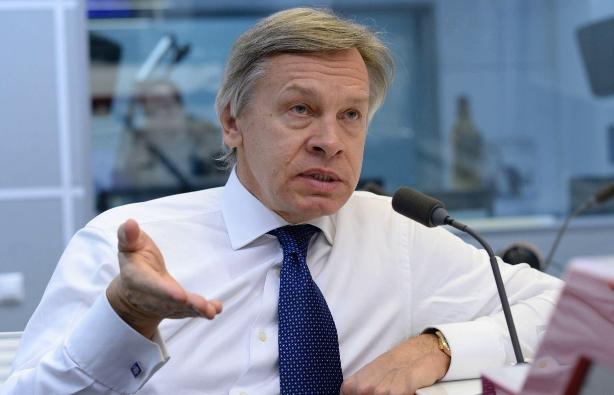 Alexey Pushkov reacted to an example of ultra-liberal violence