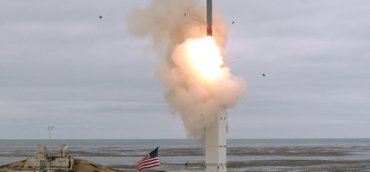 The U.S. intends to take advantage of the termination of the INF Treaty in the Indo-Pacific region