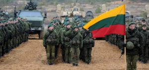 Lithuania wants to build a military training ground near the Kaliningrad region