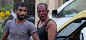 The death toll in the explosion in Beirut rises to 40 people