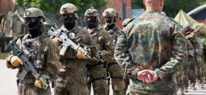 In Germany, the elite special forces division will be disbanded