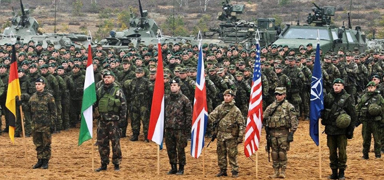 In Austria, told how Russia can reverse the expansionist strategy of NATO