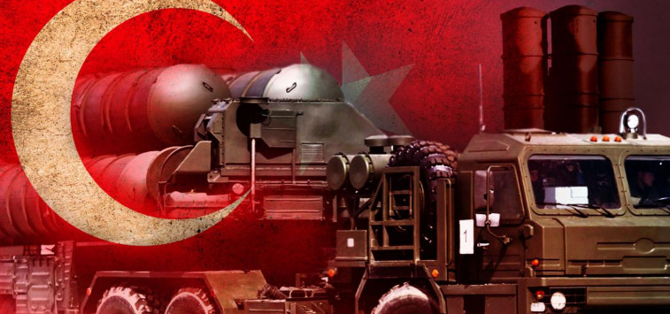 Turkey may deploy S-400s on its western and southern borders