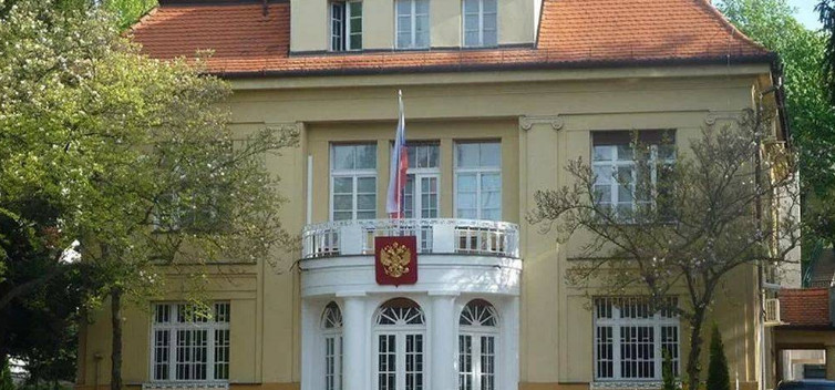 The media reported on the expulsion of Russian diplomats from Slovakia