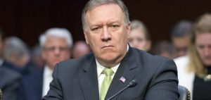 """Pompeo warned the Czech Republic about the """"danger from Russia and China"""""""