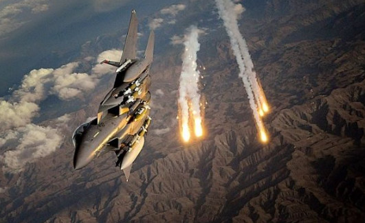The Americans launched an airstrike on the positions of the Syrian army: one person was killed and two were wounded