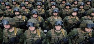 Part of the army will be brought to the highest level of readiness in Belarus