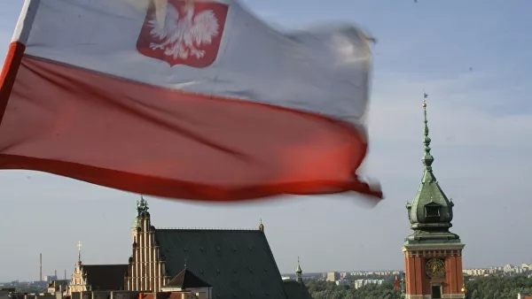 """""""The thief's hat is on fire."""" Poland wants sanctions against Russia because of Belarus"""