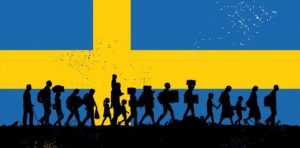 Migrants urge Swedes to leave the country