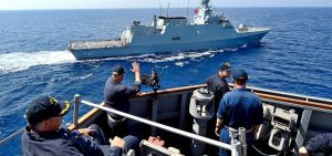 NATO classified investigation of maritime incident between Turkey and France classified