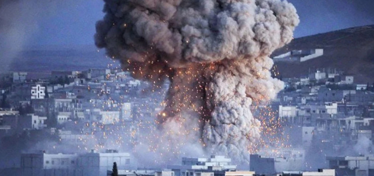 Explosion in southern Syria: there are casualties among civilians