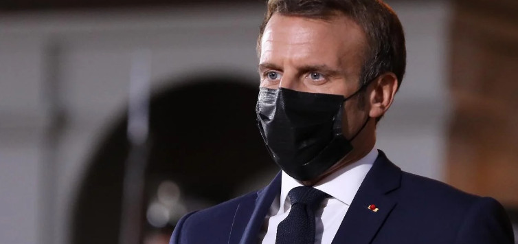 Macron accused Turkey of aggravating the situation in Nagorno-Karabakh